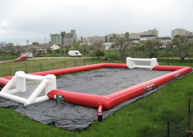 Inflatable football game Soccer Surround AQ139 | Hadektoys